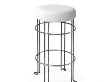 Whisk Wire Barstool