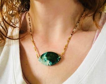 The Seafoam Necklace
