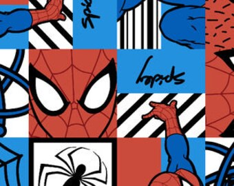 Spiderman Spidey Bag or Bandana