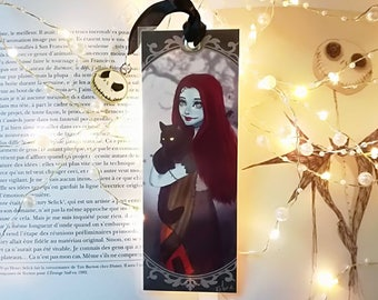 Bookmark - Sally and the black cat