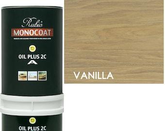 Rubio Monocoat Wood Stain Oil Plus 2C Vanilla