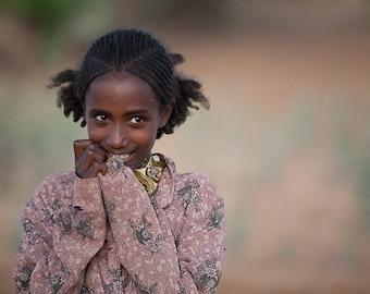 Portrait photography, Fine Art Print,People of Ethiopia, Wall Art, Travel Photography, Maadat, Street Photography,4x6,8x12,12x18,16x24,20x30