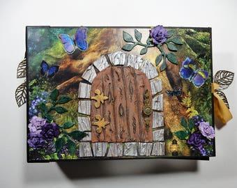 Fairy Forest Mini Album PDF Tutorial