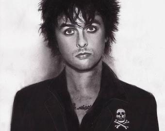 Billie Joe Armstrong - Green Day - 9x12