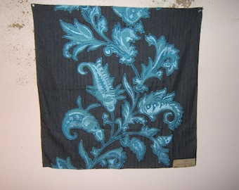 """Beacon Hill """"Corded Vine"""" fabric remnant for crafts"""