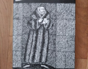 Amphigorey Also by Edward Gorey (1983 Hardcover w/dust jacket) - Collectible!