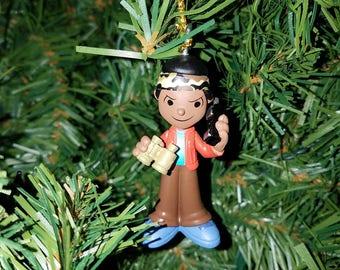 Stranger Things Christmas Ornament Lucas