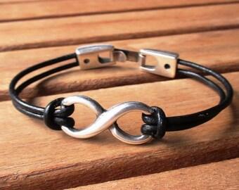 infinity bracelets, mens bracelets, mens infinity bracelet, mens jewelry, mens fashion, mens gift, friendship bracelets, bracelets for men