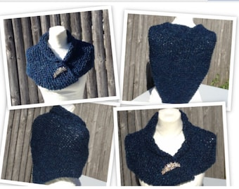 Claire's Shaulette Cape Sassenach Handmade My Version Choose Your Color Ready To Ship