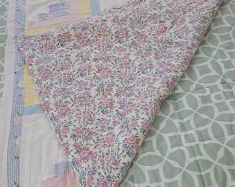 Hand Sewn Baby Blanket