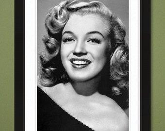 Celebrities – Marilyn Monroe 1 (12x18 Heavyweight Gloss Print)