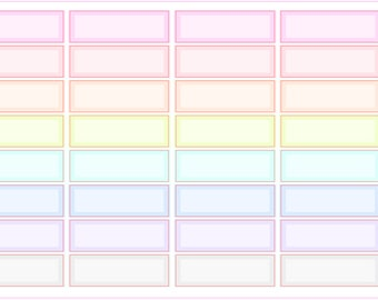 Spring Multicolor- Quarter Box