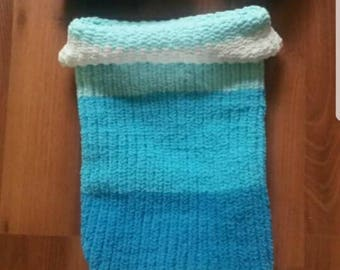 Blanket yarn cocoon / sleep sack