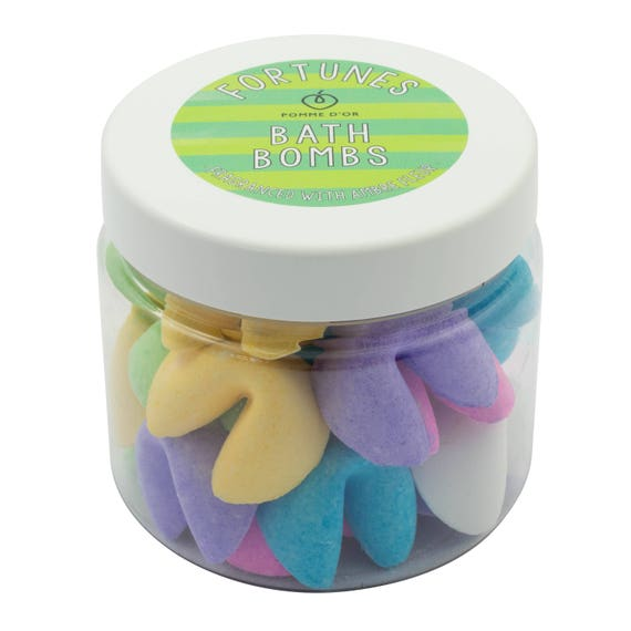 Fortune Bath Bombs - kind to sensitive skin