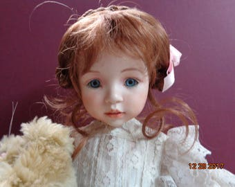Dani   Doll wig