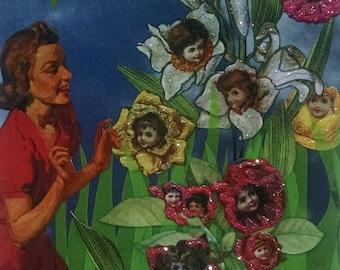 Flower Card-