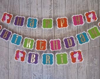 Unicorn Party, FREE US SHIPPING, Rainbow Birthday, Unicorn Birthday,