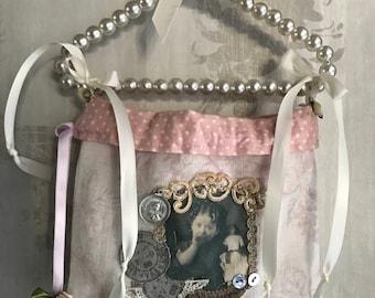 small bag to treasure on hanger