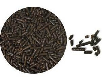 Brown Chocolate Jimmies - 1 LB