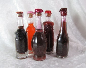 RPG Health Potion Sensory Bottle