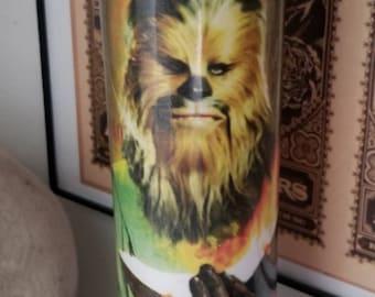 St Chewbacca Chewie Prayer Candle