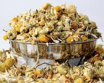 Chamomile Flowers - Herbal Tea - Caffeine Free Tea - Loose Leaf Tea - Tea - Tea Gift