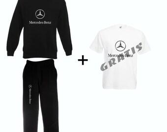"Winter set ""Mercedes-Benz"""