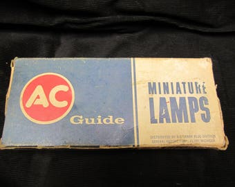 AC L1003 Miniture Lamps
