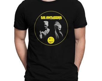Die Antwoord Smiley Logo Rap ,Rave ZEF Aphex  Men T-shirt