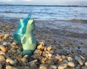 Beachcomber, Sea Pony, MLP G1, MLP Photography, Digital Photography, Digital Download