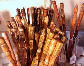 12 somewhat random wands