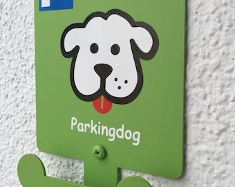 Puppy Parking - Parkingdog