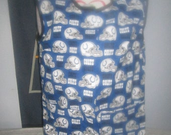 Colts cobbler apron