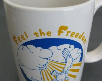 4th Annual Celebration of Recovery Coffee Mug Martha's Vineyard Area 1991 AA