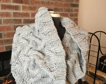 Thick Cozy Cowl