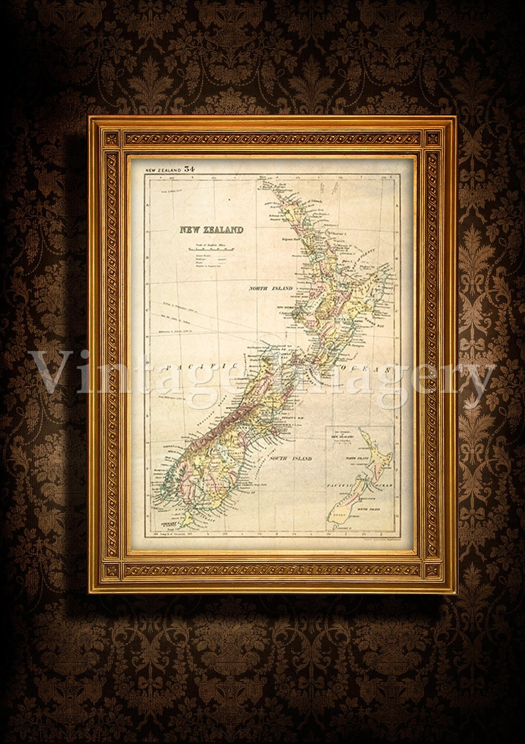 vintage home decor nz antique new zealand map 1881 map of new zealand 11802