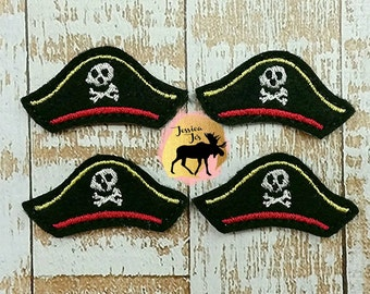 Pirate hat Felties for making bows