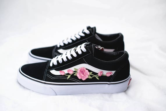 roses vans old skool