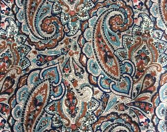 Tana lawn fabric from Liberty of London, Tessa
