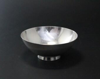 Tiffany & Co Sterling Silver Bowl Nut Dish 22674