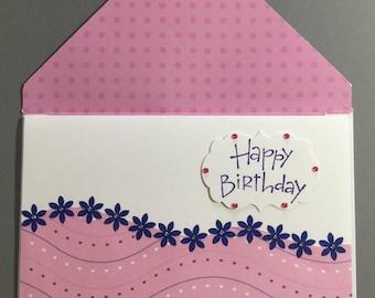 Female Birthday - Pink and Purple
