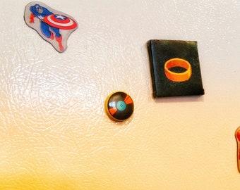 Lord of the Rings Magnet, Geek Magnet, Fan Pride