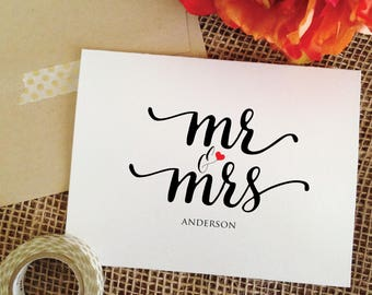 wedding card for couple wedding gift for bride wedding gift for couple wedding card congratulations card mr and Mrs card