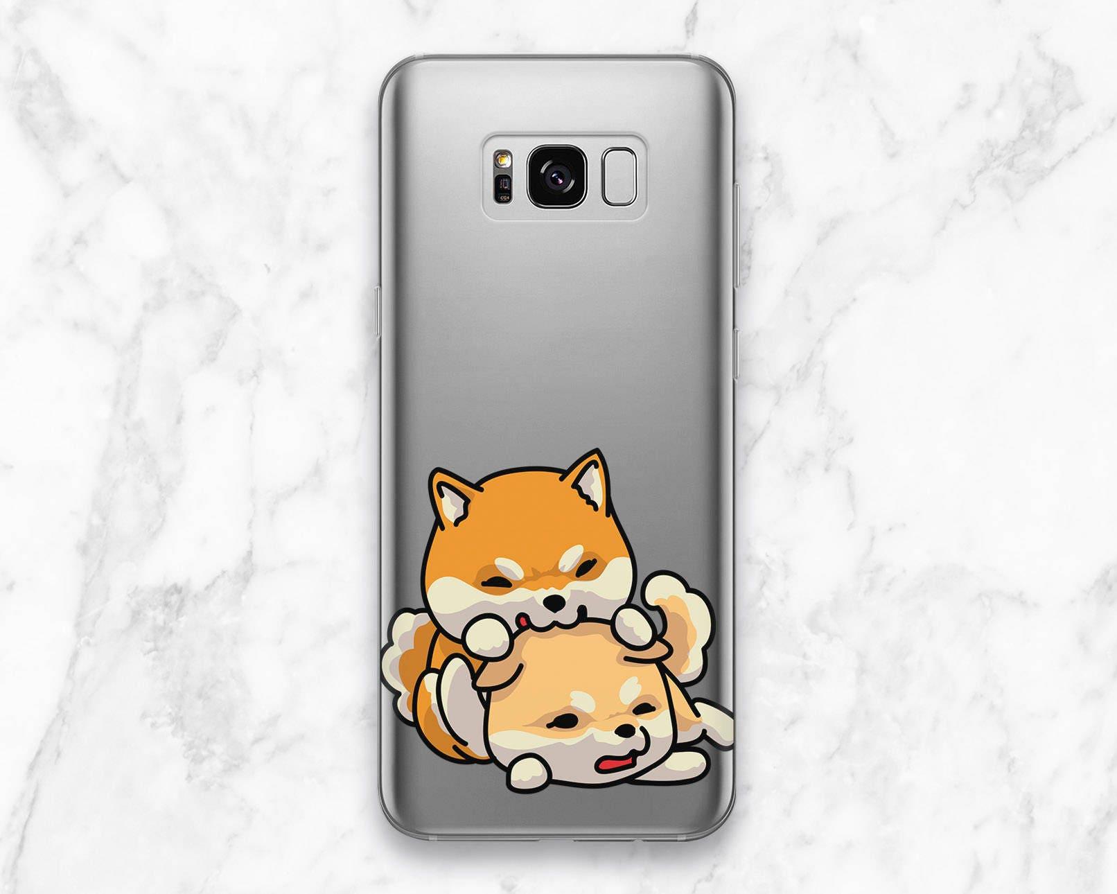 samsung s8 dog phone case