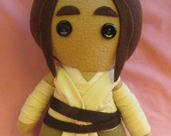 Rey Star Wars: The Force Awakens Fleece Plush Doll