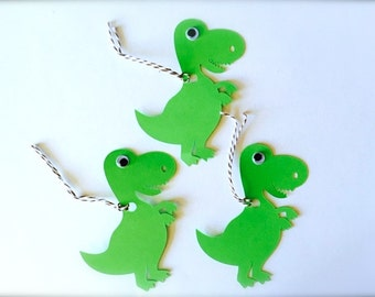 Dinosaur Party/Gift Tags