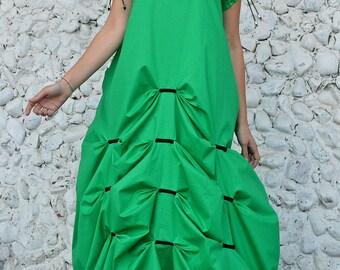 Summer Dress, Wrap Dress, Party Dress, Maxi Dress TDK234 , Kimono Dress by TEYXO, Formal Dress