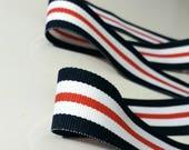 Nautical Ribbon, Red Whit...