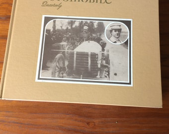 1976 4-volumes Automobile Quarterly