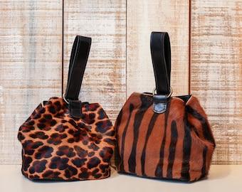 Clutch woman gift, leopard clutch, leopard print clutch, animal print clutch, animal print leather bag, best gift daughter, leather clutch